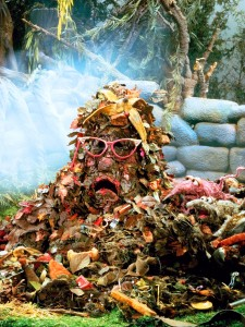 Marjorie, The Trash Heap