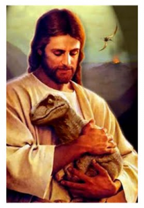jesus-christ-baby-dinosaur
