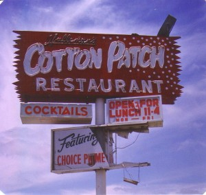 The Cotton Patch